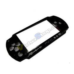 CARCASA FRONTAL PSP 3000 NEGRA