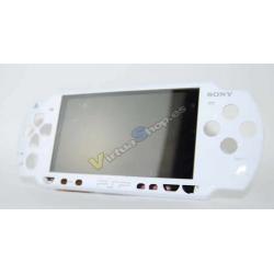 CARCASA FRONTAL PSP SLIM BLANCA