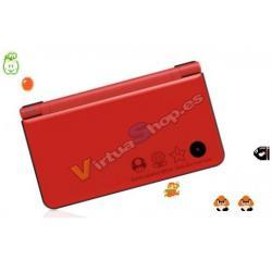 Carcasa NDSi XL Roja Mario - Imagen 1