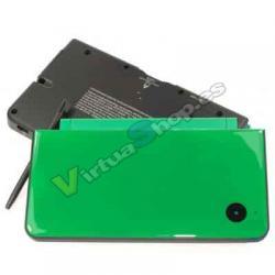 Carcasa NDSi XL Verde - Imagen 1