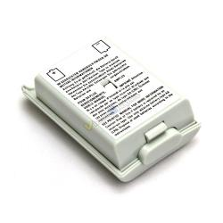 Carcasa pilas Mando Xbox 360 Blanco