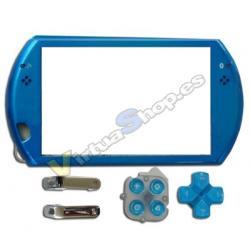 Carcasa PSP GO Azul - Imagen 1