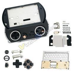 Carcasa PSP GO Negra - Imagen 1