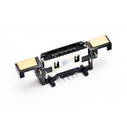 Conector Carga Mando Wii U - Imagen 1