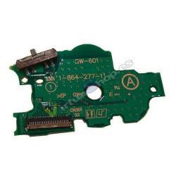 PSP 1000 PLACA ENCENDIDO POWER RESET *ORIGINAL*
