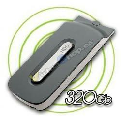 Disco Duro Xbox360 320GB - Imagen 1