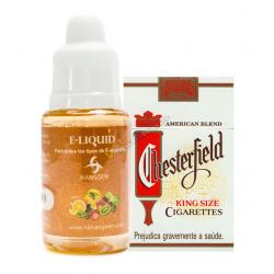 E-Liquid 10ml Chesterfield Sin Nicontina - Imagen 1