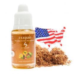 E-Liquid 10ml Tabaco Americano Sin Nicontina