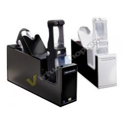Estacion Carga Doble Wii Thrustmaster (Incluye baterias Recargab - Imagen 1