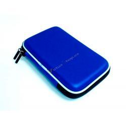 Funda trans. DSi XL y 3DS XL (azul) - Imagen 1
