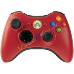 Mando Inalambrico XBOX360 Rojo - Imagen 1