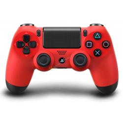 Mando PS4 Rojo Original - Imagen 1