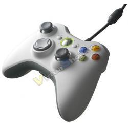 Mando Xbox360 Blanco (Con Cable) (Sin blister) - Imagen 1