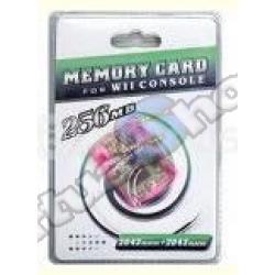 Memoria WII Gamecube 256mb - Imagen 1