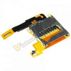 Modulo lector tarjetas SD Nintendo DSi XL - Imagen 1