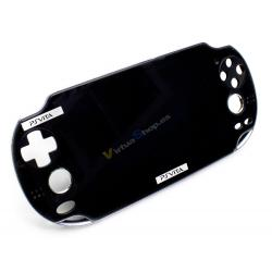 Pant. LCD + Carcasa Frontal PS Vita Wifi/3G Negra Refurbished