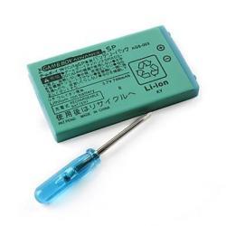 NDS / GBA SP BATERIA 700 mah 3.6v.ION-LITIO CON DESTORNILLADOR.