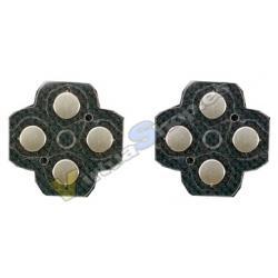 Placa conexión gomas Derecha/Izquierda Nintendo 3DS XL - Imagen 1