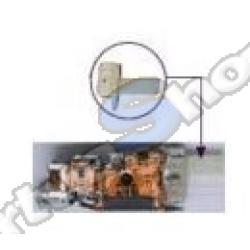 PLASTICO POSTERIOR LENTES V1-V8