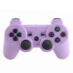 PS3 DUALSHOCK 3 VIOLETA BLUETOOTH ALTA CALIDAD COMPATIBLE