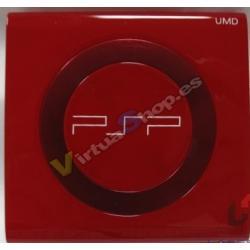 TAPA UMD ROJO PSP 1000