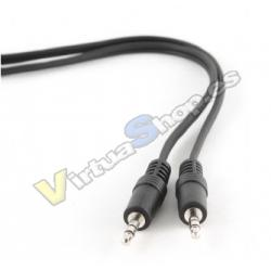 Cable Conector de 3,5mm 1,2m