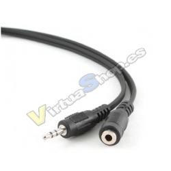 Cable Prolong. 3,5mm Stereo Auudio 1,5m