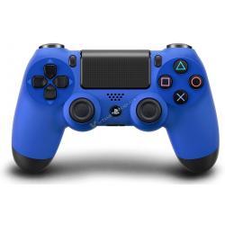 Mando PS4 Azul Original - Imagen 1