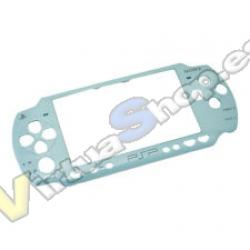 CARCASA FRONTAL PSP SLIM TURQUESA - Imagen 1