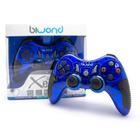 Controller Xeonn 7 en 1 Bluetooth PS3/PC/Android & iOS BIWOND - Imagen 1