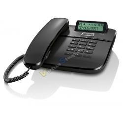 TELEFONO FIJO DIGITAL GIGASET DA610 NEGRO - Imagen 1