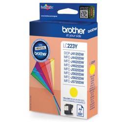 Brother LC-223YBP cartucho de tinta - Imagen 1