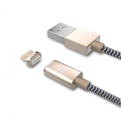CABLE USB(A) A MICRO USB(B) BLUESTORK MAGNETICO - Imagen 1
