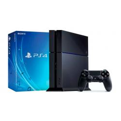Play Station 4 Black 500Gb - Imagen 1