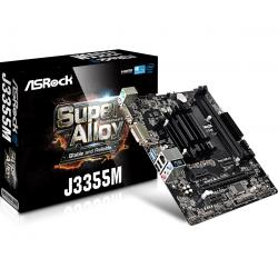 PB ASROCK J3355M CPU INTEL DUAL CORE - Imagen 1