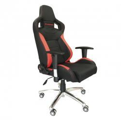 Silla Gaming Negro/Rojo Kloner - Imagen 1
