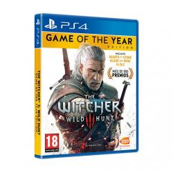 JUEGO PS4 THE WITCHER 3: WILD HUNT - Imagen 1