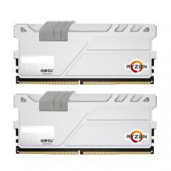 MODULO DDR4 8GB (2X4GB) PC2400 GEIL EVO X WHITE - Imagen 1