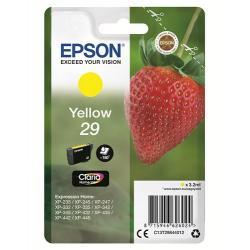Epson C13T29844012 3.2ml 180páginas Amarillo cartucho de tinta - Imagen 1