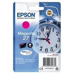 Epson C13T27034012 3.6ml 300páginas Magenta cartucho de tinta - Imagen 1
