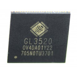 GL3520 QFN88 PS4 USB HUB IC CONTROLLER