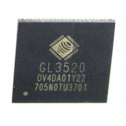 GL3520 QFN88 PS4 USB HUB IC CONTROLLER