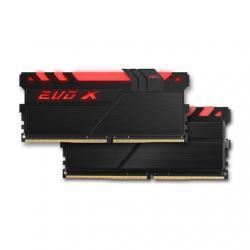 MODULO DDR4 16GB (2X8GB) PC3000 GEIL EVO X BLACK - Imagen 1