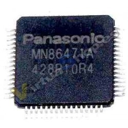 PS4 IC CONTROLADOR HDMI MN86471A