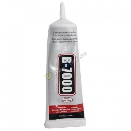 PEGAMENTO TRANSPERENTE B-7000 110 ml. CON AGUJA (BAO TIESI)