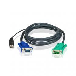 CABLE ATEN USB PARA CONSOLAS KVM 3M - Imagen 1
