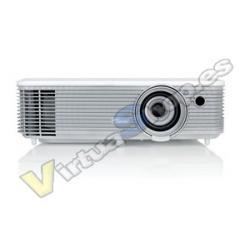 Optoma EH400 Proyector portátil 4000lúmenes ANSI DLP 1080p (1920x1080) 3D Gris videoproyector - Imagen 1