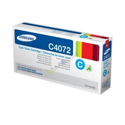 Samsung CLT-C4072S Tóner de láser 1000páginas Cian tóner y cartucho láser - Imagen 1