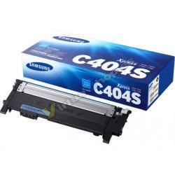 HP CLT-C404S Tóner de láser 1000páginas Cian - Imagen 1