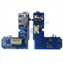 PSTWO PLACA PULSADOR ENCENDIDO INTERRUPTOR POWER